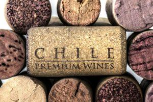 Tapones vinos de Chile